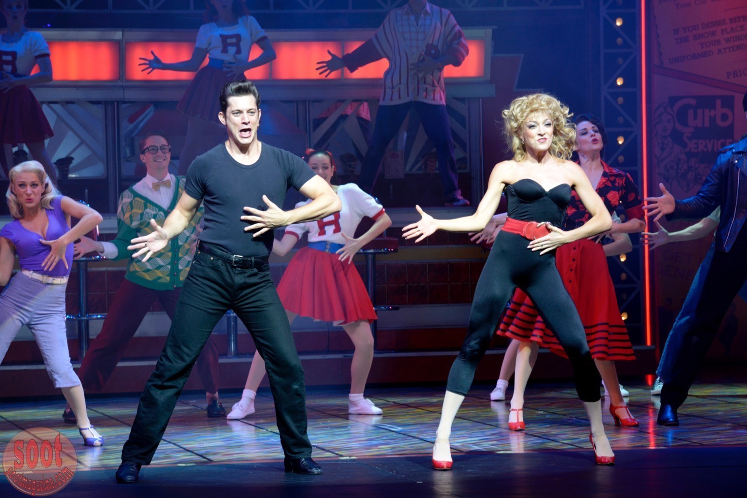 an overview of the gender and sexuality in the musical grease Like hair, grease is an anti-musical, closer to the experimental theatre pieces of   that is the story of grease –and the story of america – the way sex was   critic michael feingold wrote in his introduction to the 1972 published grease  script:.