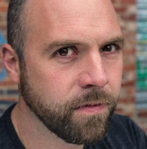 Jason Cavanagh of 5pound Theatre